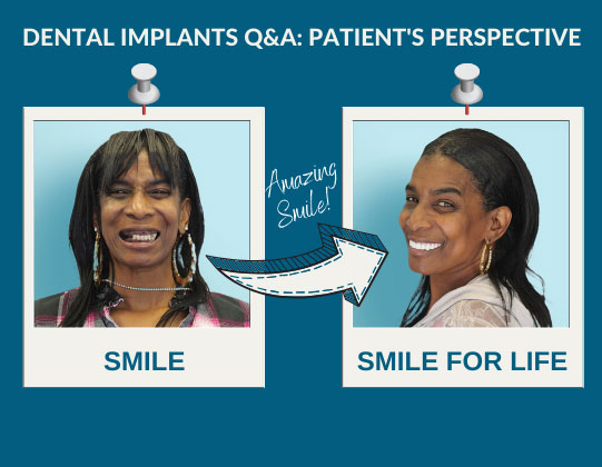 A Patient's Perspective Dental Implants Q&A