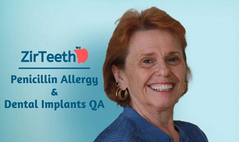 Patient's Perspective: Penicillin Allergy & Dental Implants Q&A